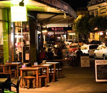MaxiMotto Image:About Randwick - Outdoors - Evening