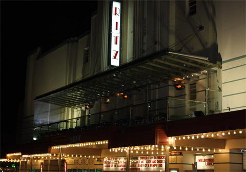 Image: The Ritz Cinema